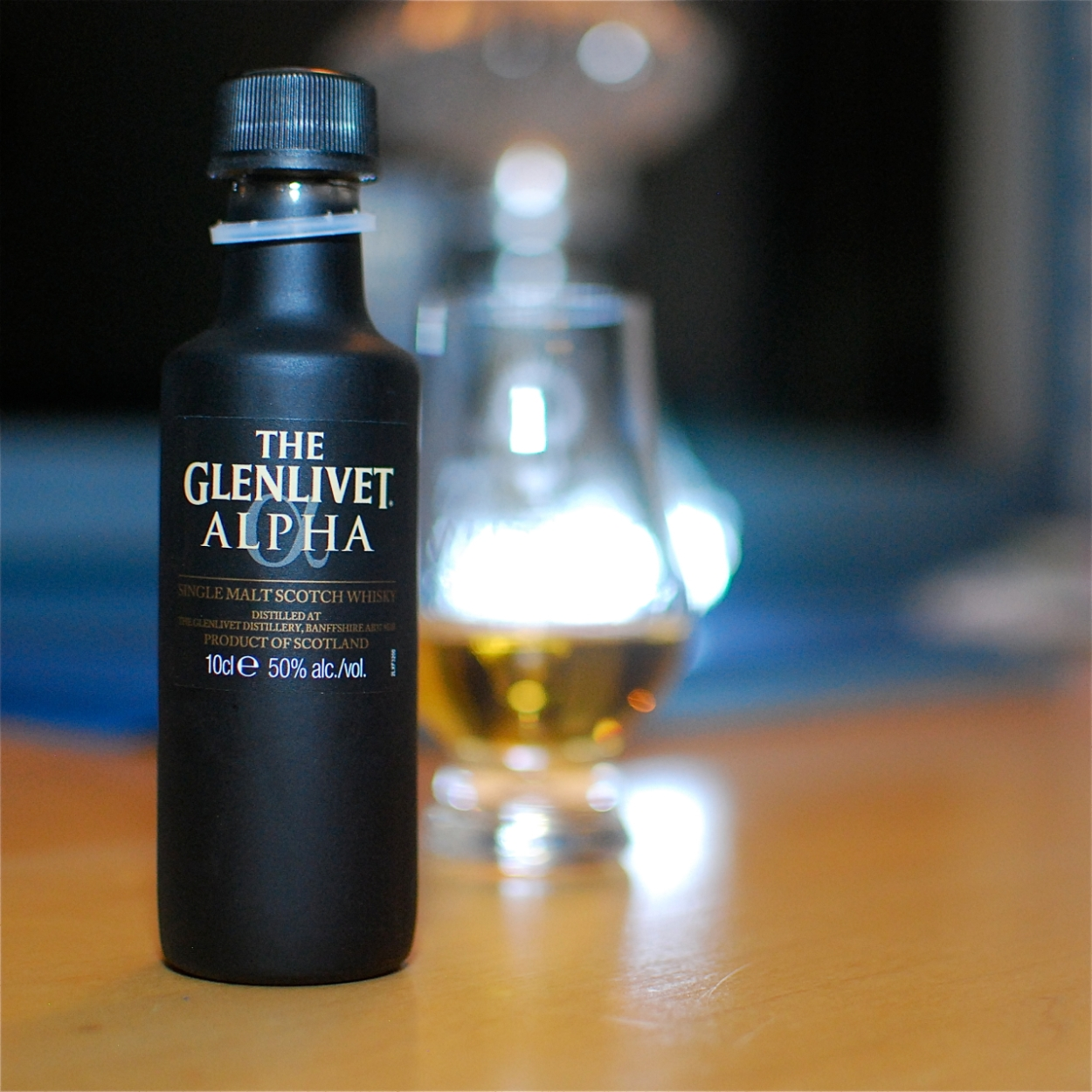 The Glenlivet Alpha