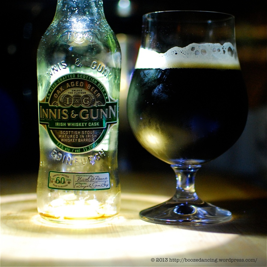 Innis and Gunn Irish Whisky Cask
