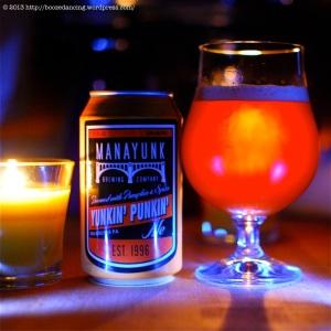 Manayunk Brewing Co Yunkin' Punkin'