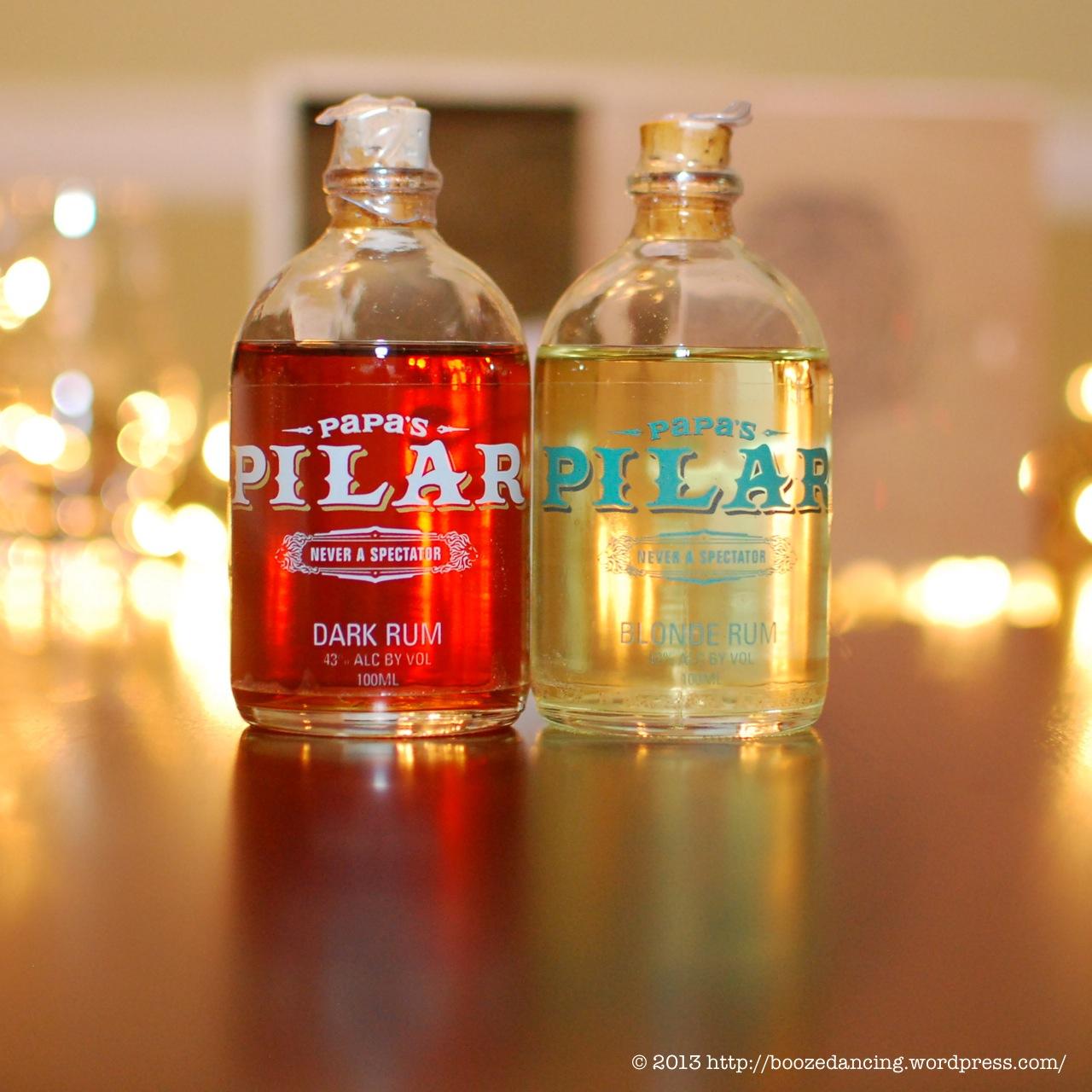 Papa's Pilar Dark Rum Review - Bourbon & Banter
