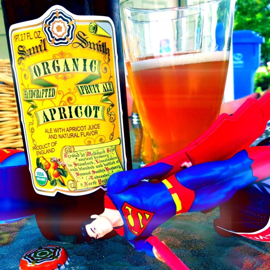 Samuel Smith Apricot Ale