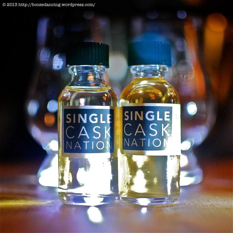 Single Cask Nation Samples