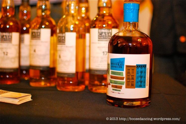 2013 Whisky Jewbilee Bottling
