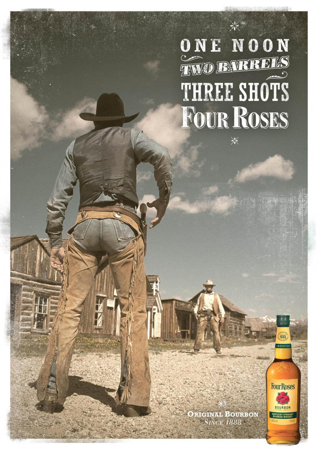Bourbon Showdown Four Roses Yellow Label Vs Four Roses