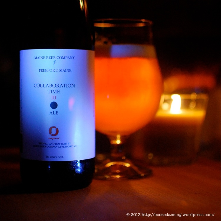Maine Beer Company Collaboration Time III