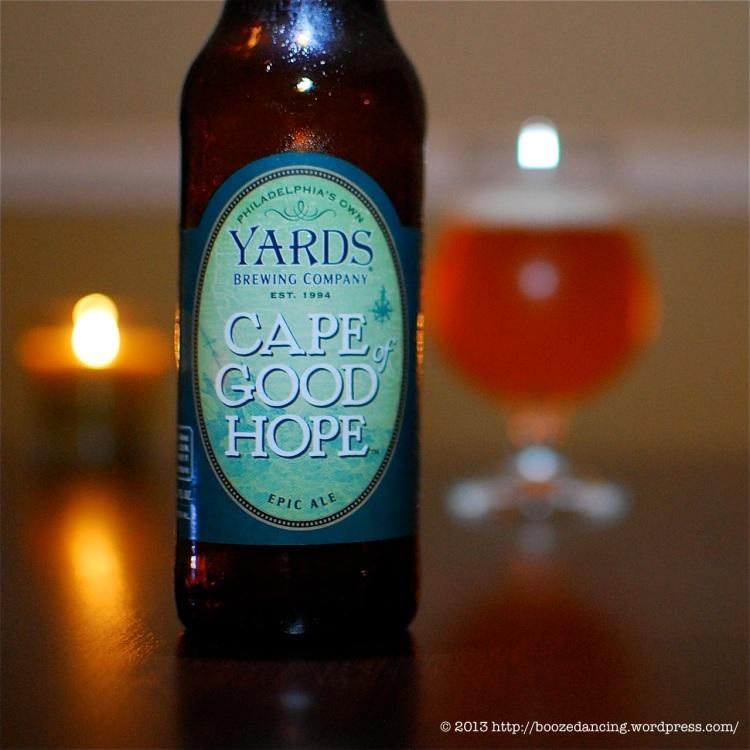 Yards Cape of Good Hope