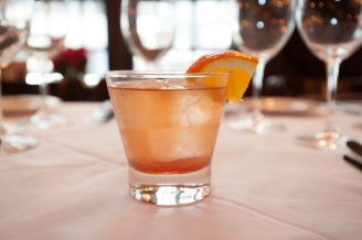 Dale DeGroff's Holiday Old Fashioned