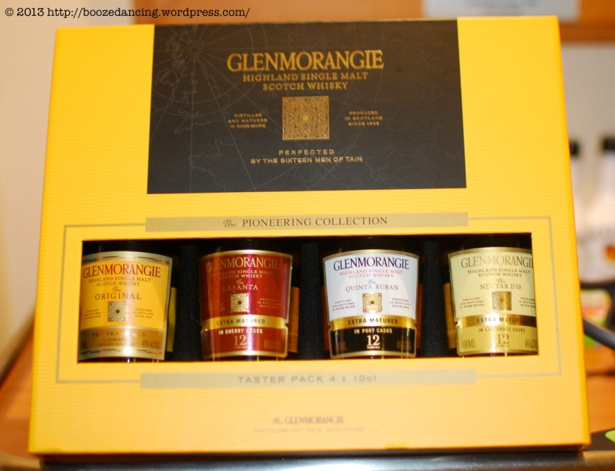 Glenmorangie The Pioneering Collection