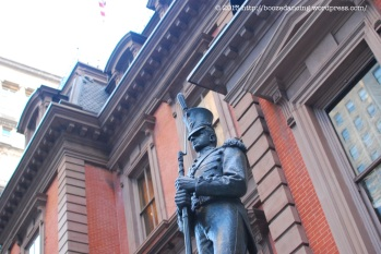 Outside The Union League #1