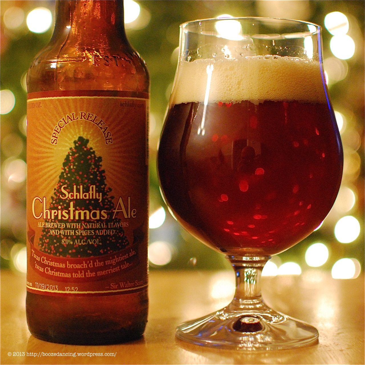 Schlafly Christmas Ale 2021 Have Yourself A Boozy Little Christmas It S Just The Booze Dancing