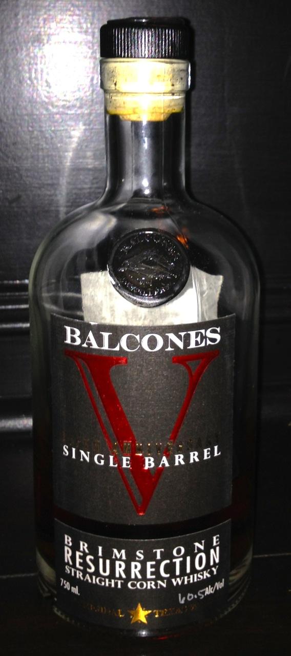 Balcones Brimstone Resurrection