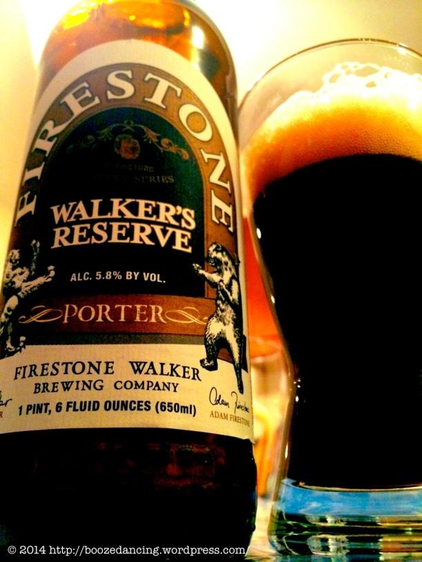 Firestone Walker's Reserve Porter