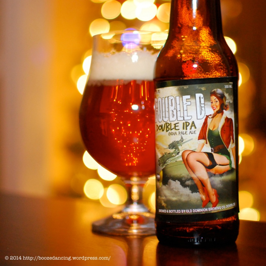 Old Dominion Double D Double IPA