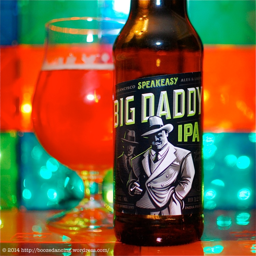 Speakeasy Big Daddy IPA