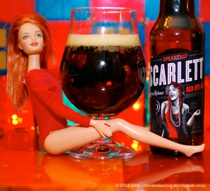 Speakeasy Scarlett Red Rye Ale