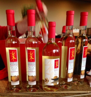 Asian Pear Wines