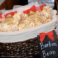 Bourbon Bacon Popcorn