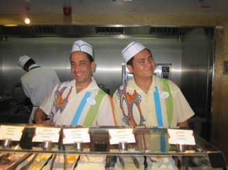 Disney Dream Kitchen Staff