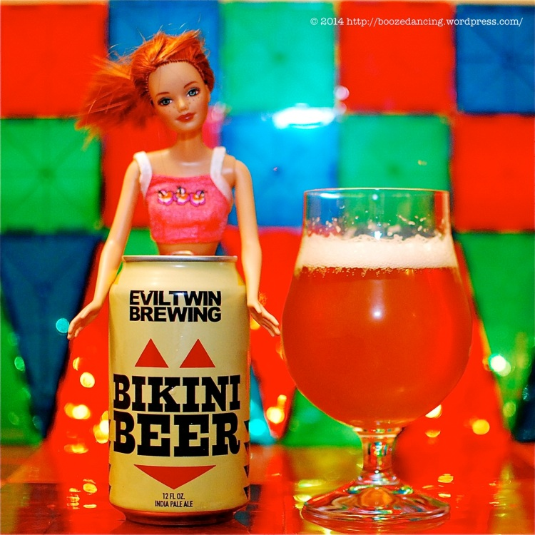 Eviltwin Brewing Bikini Beer