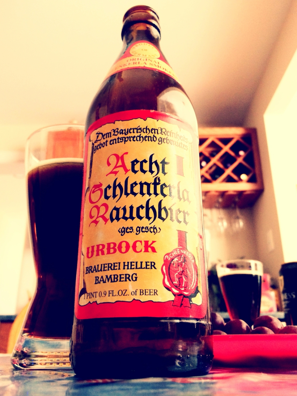 Aecht Schlenferla Rauchbier - Urbock
