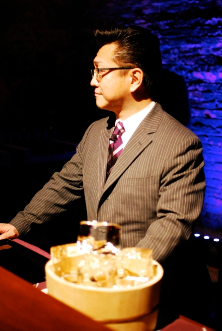 Hidetsugu Ueno of Bar High Five