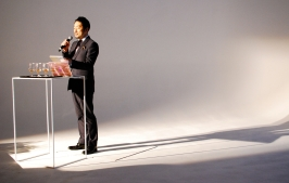 Toshi Kamukura, CEO of Suntory USA