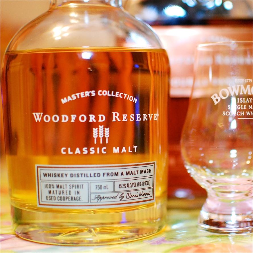 Woodford Reserve Classic Malt