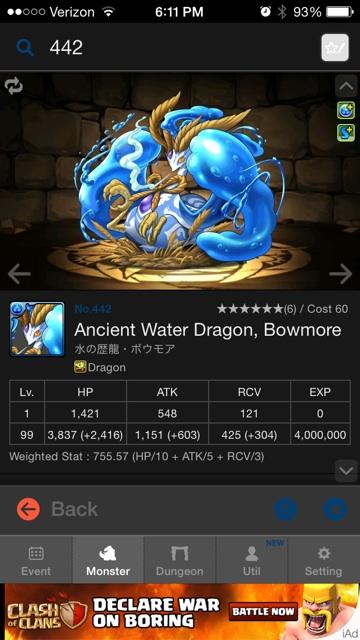 Ancient Water Dragon, Bowmore