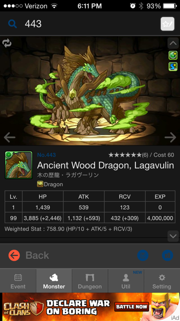 Ancient Wood Dragon, Lagavulin