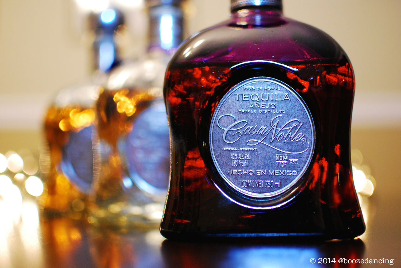 tequila casa noble