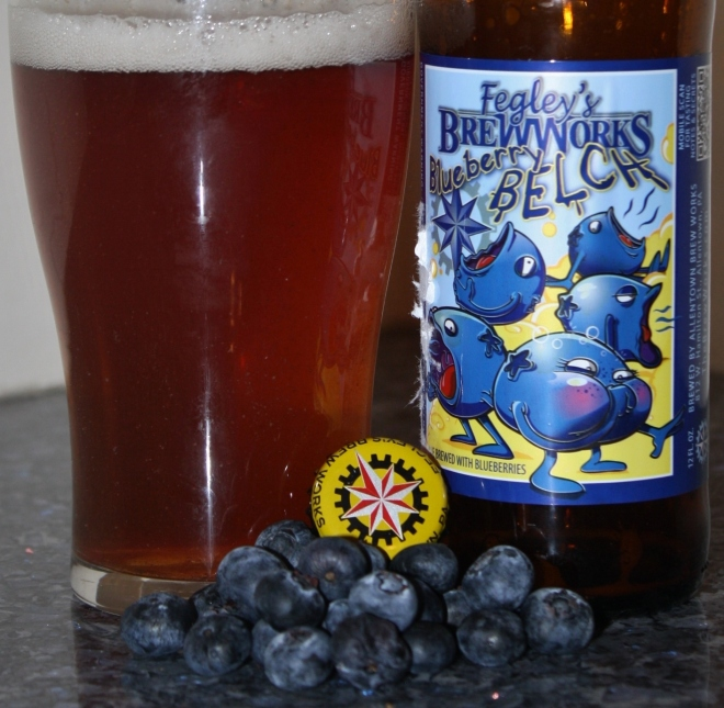 Fegley's Blueberry Belch