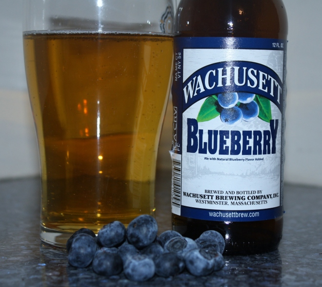 Wachusett Blueberry Ale