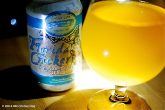 Cigar City Florida Cracker Belgian Style White Ale
