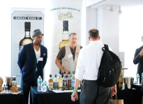 David Bailey and Robin Robinson of Compass Box
