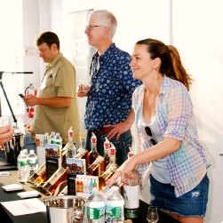 David Perkins and Friends of High West Distillery