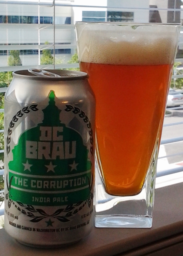 DC Brau The Corruption IPA
