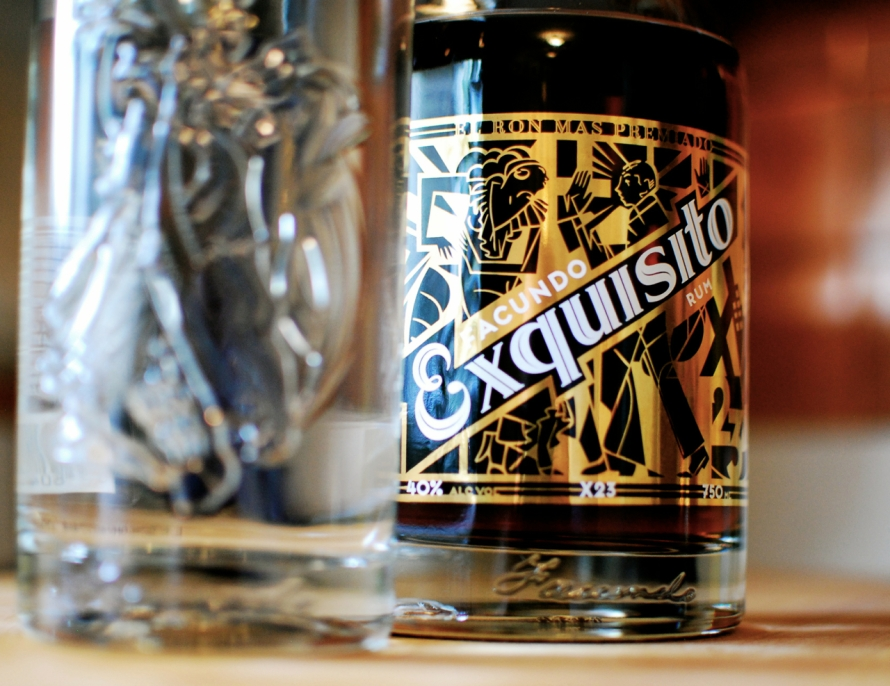 Facundo Exquisito Rum