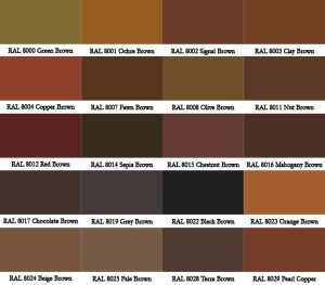 different shades of brown paint amazing – laveton