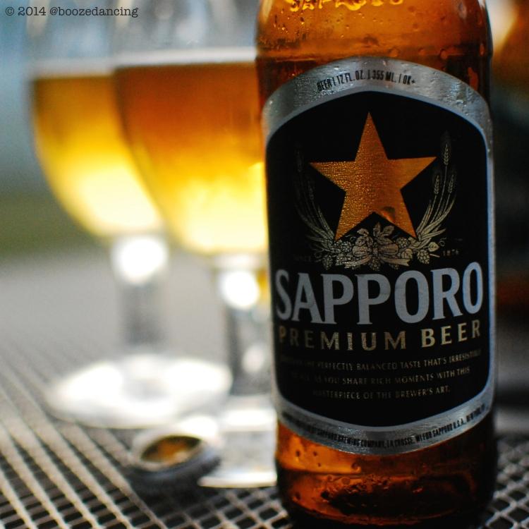Sapporo Premium Beer