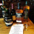 Tom Bergin's Irish Whisky Selections