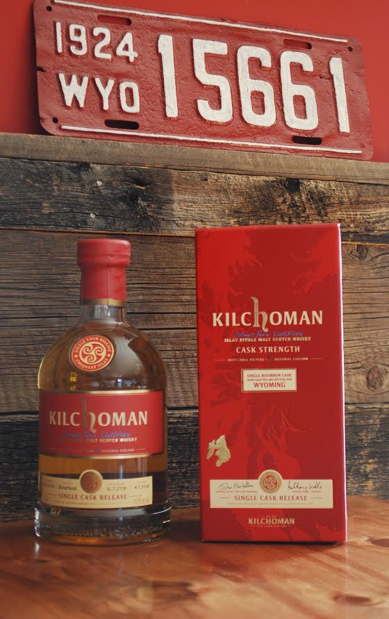 Kilchoman Wyoming