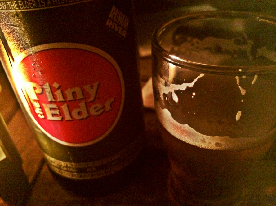 Pliny the Elder at Night