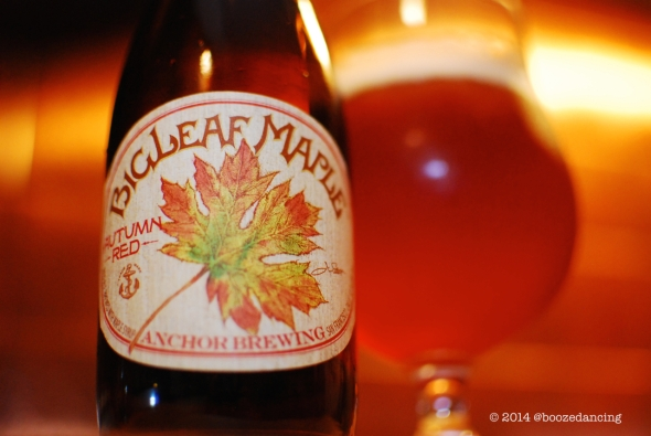 Anchor Big Leaf Maple Ale