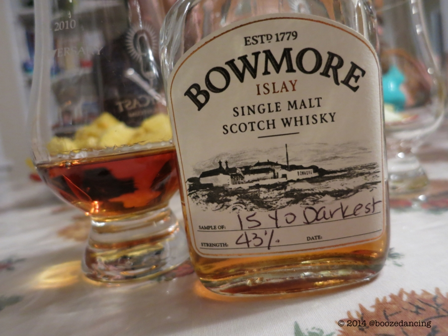 Bowmore The Darkest