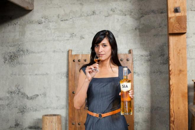 Carin Luna-Ostaseski, founder of SIA Scotch Whisky