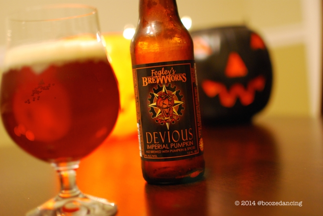 Fegley's BrewWorks Devious Imperial Pumpkin