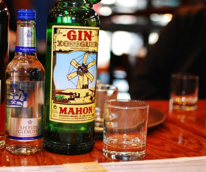 Mahon Gin