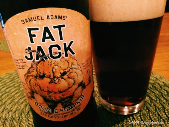 Sam Adams Fat Jack
