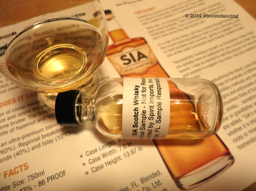 SIA Scotch Whisky