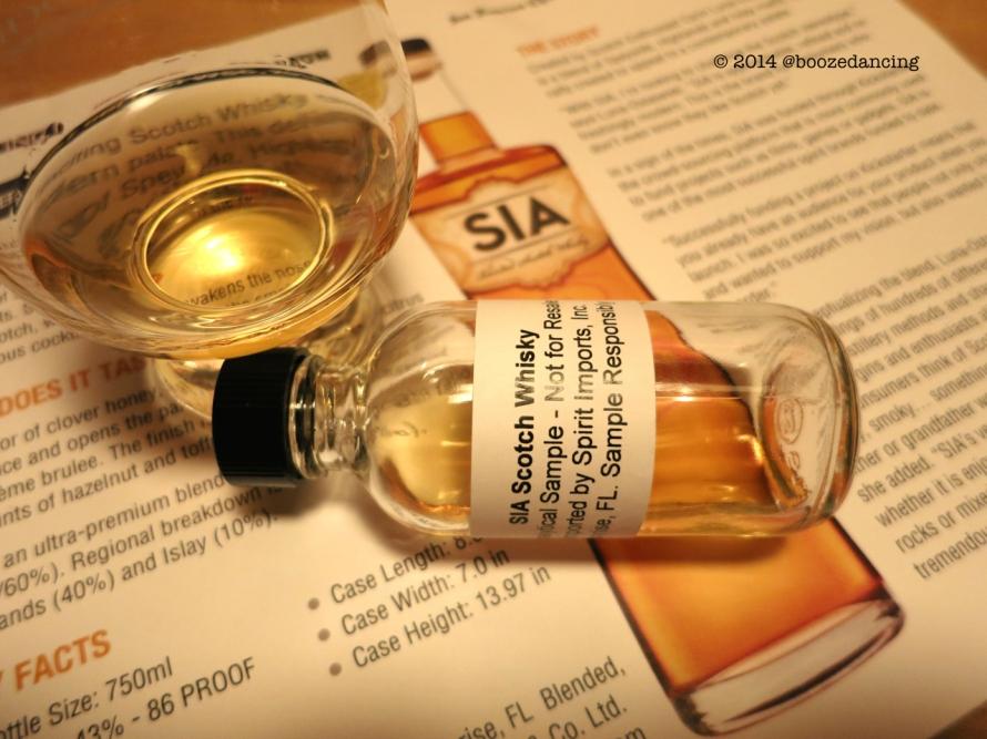 SIA Scotch Whisky